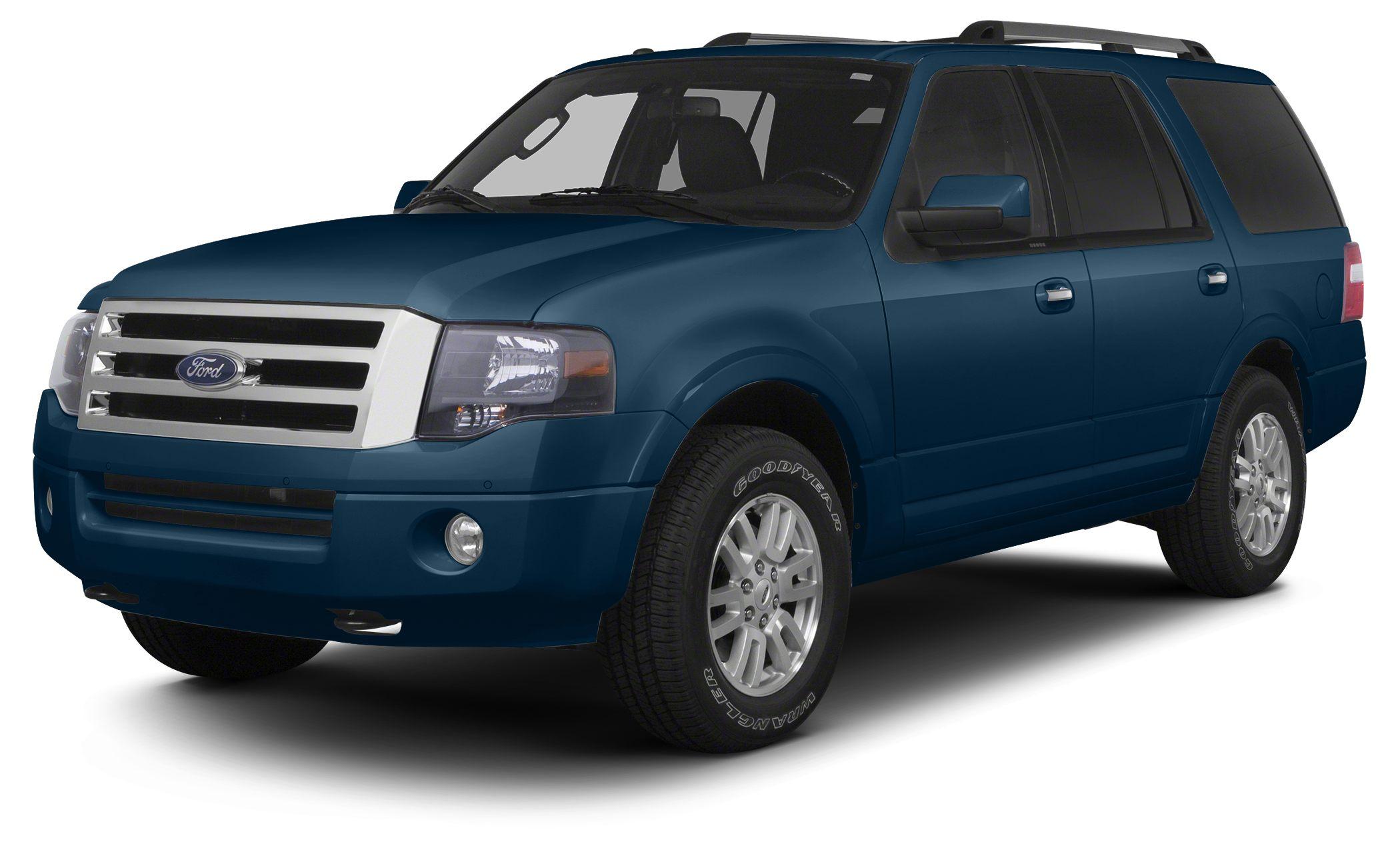 2013 Ford Expedition XLT Miles 43607Color Blue Stock DEF45166 VIN 1FMJU1H52DEF45166