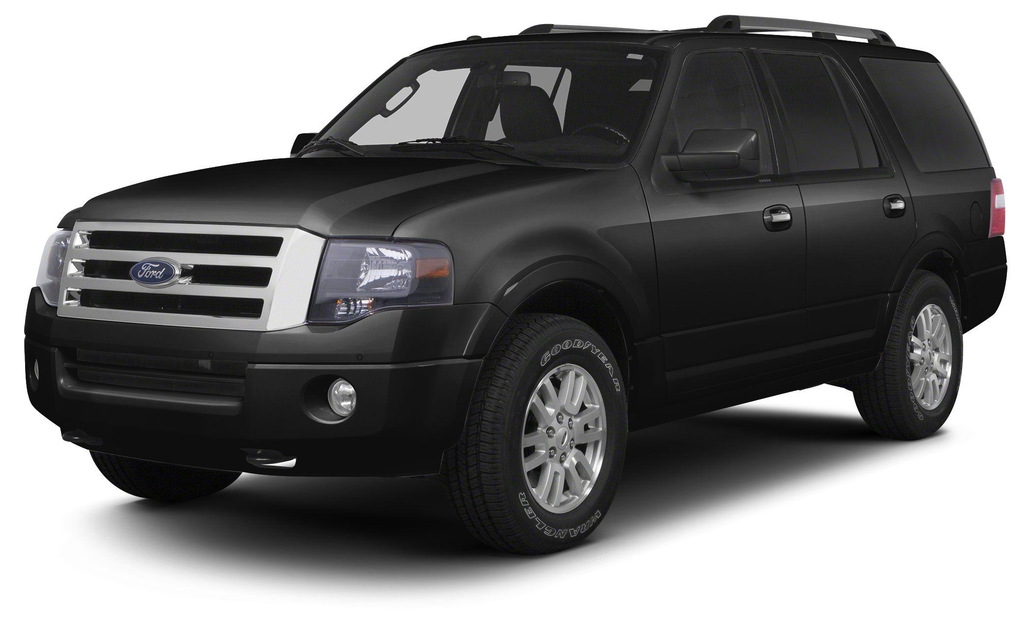 2013 Ford Expedition XLT Miles 64538Color Black Stock 16Z27A VIN 1FMJU1H50DEF17835
