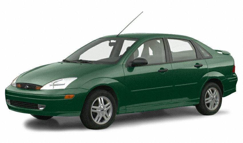 2000 Ford Focus SE Miles 158990Stock 386660 VIN 1FAFP34P0YW386660