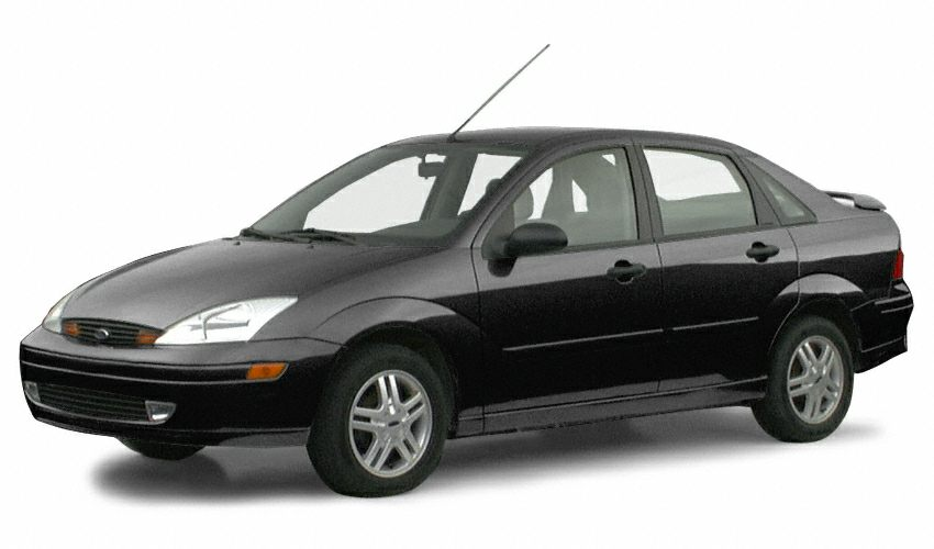 2000 Ford Focus SE Win a bargain on this 2000 Ford Focus SE before someone else snatches it Comfo