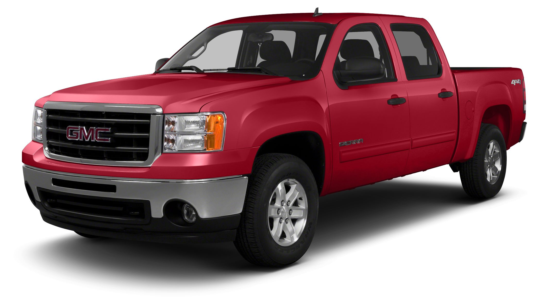 2013 GMC Sierra 1500 SLT CARFAX 1-Owner ONLY 29746 Miles SLT trim Heated Leather Seats Traile