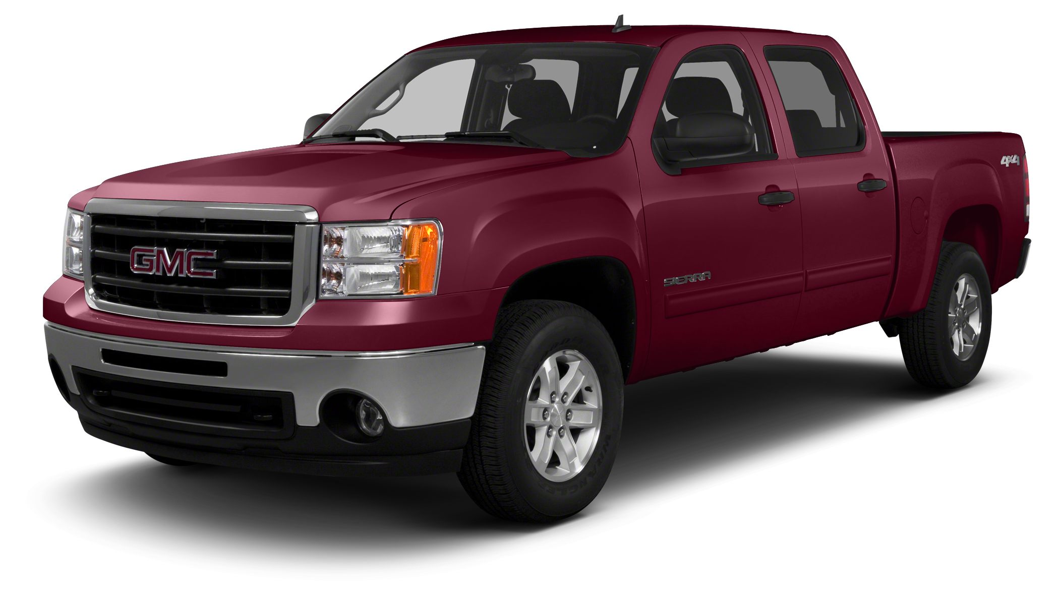2013 GMC Sierra 1500 SLE This ready-for-anything Vehicle with its grippy 4WD will handle anything