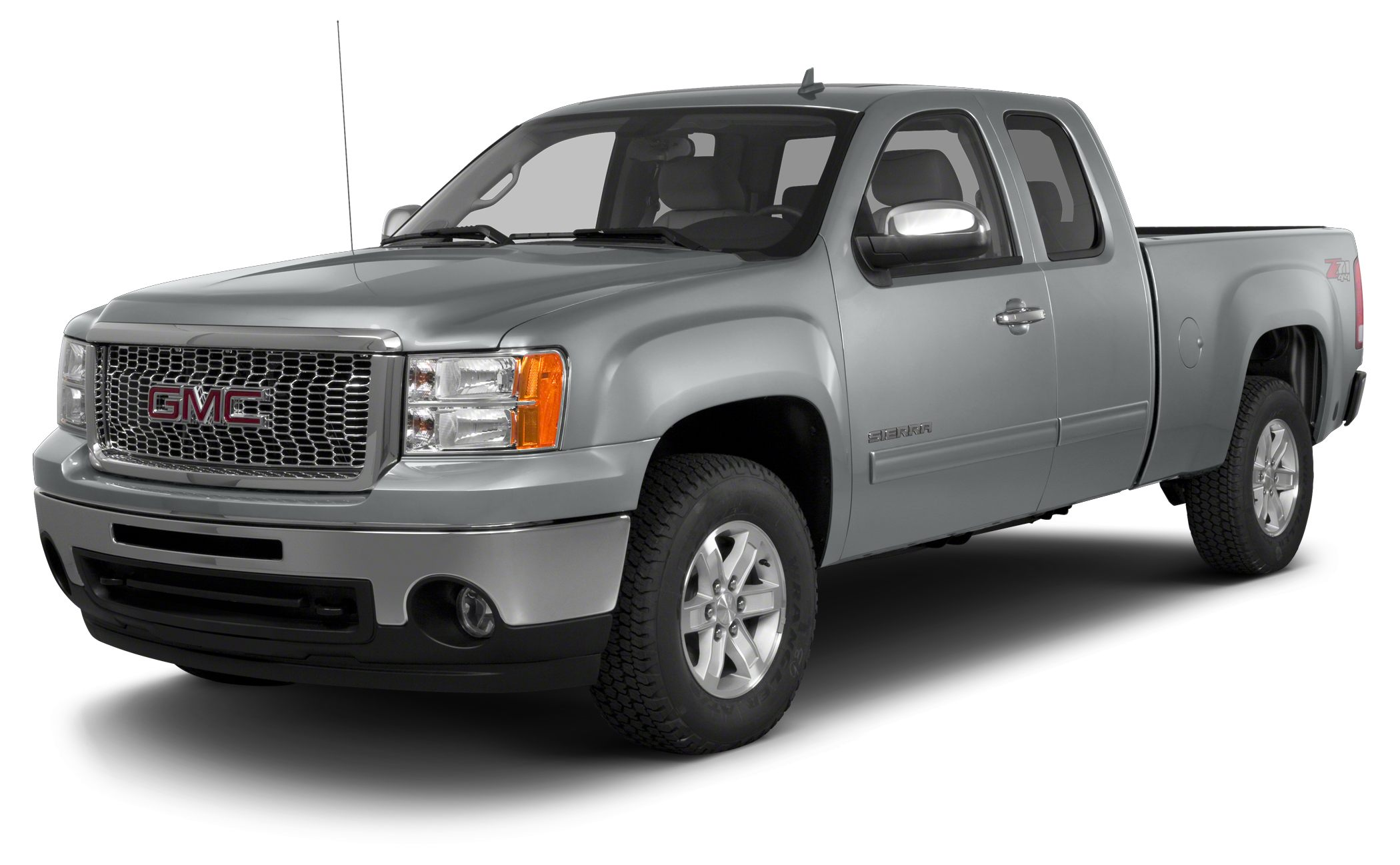 2013 GMC Sierra 1500 SLE Miles 19817Color Quicksilver Metallic Stock 000P1180 VIN 1GTR2VE76D