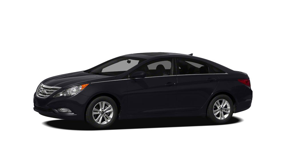 2012 Hyundai Sonata GLS Isnt it time for a Hyundai STOP Read this This good-looking 2012 Hyun