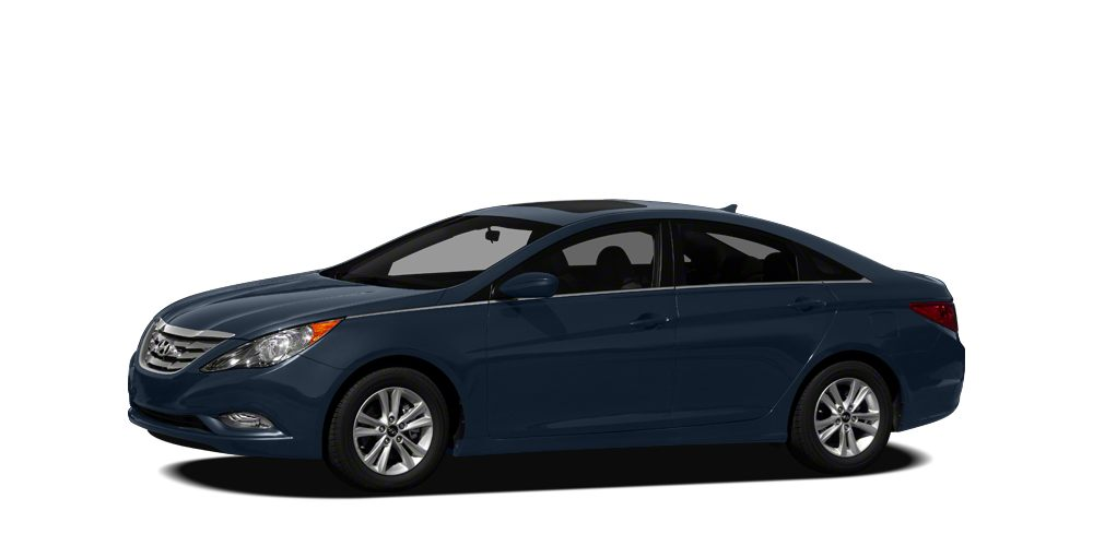 2012 Hyundai Sonata GLS 2012 Hyundai Sonata GLS in Pacific Blue Pearl Mica USB Port MP3- USB  I