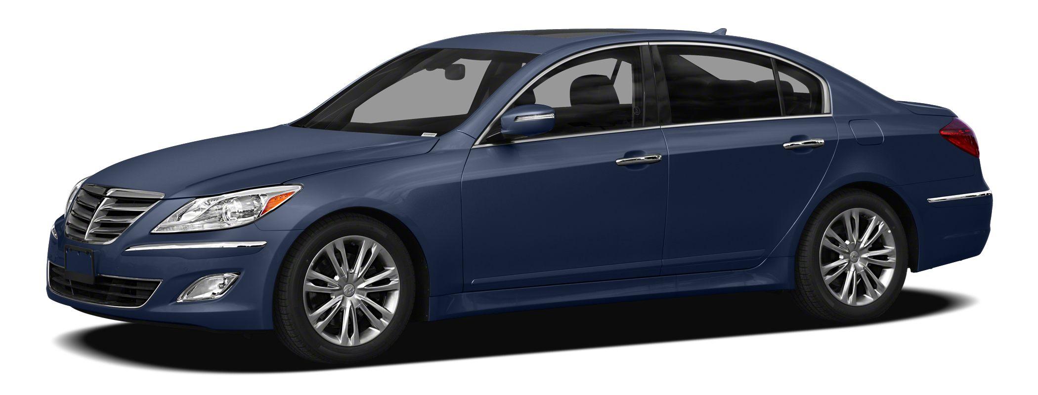 2012 Hyundai Genesis 46 Miles 58877Color Twilight Blue Pearl Stock H13274A VIN KMHGC4DF6CU1