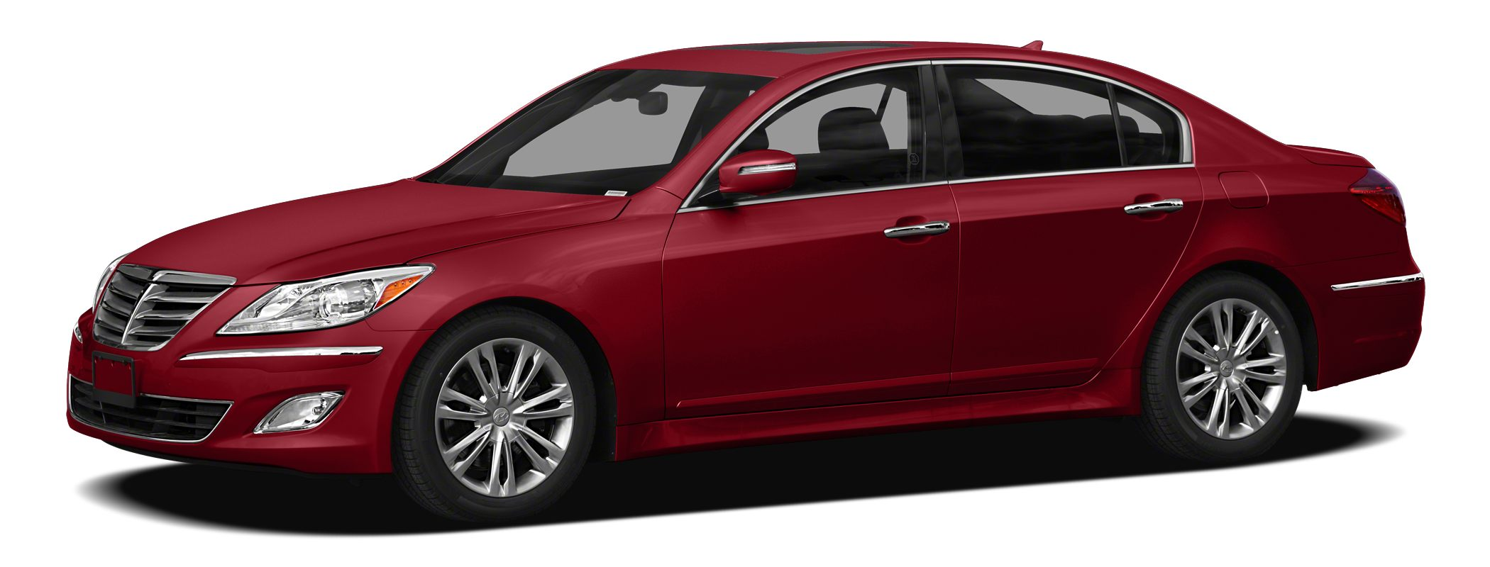 2012 Hyundai Genesis 38 Recognized by JD Power and Associates as the Most Dependable Midsize Pr