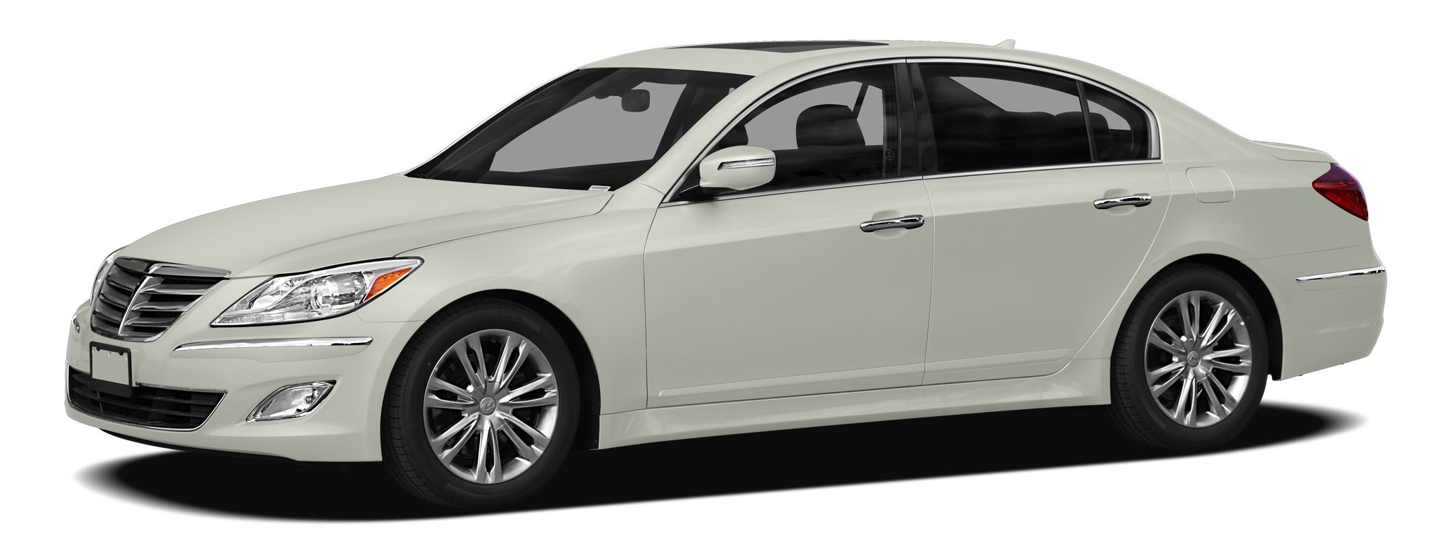 2012 Hyundai Genesis 46 Must finance with HMFC to collect all and full discounts Brand New  S