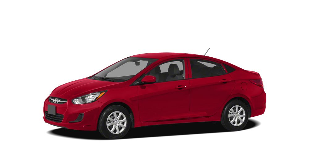 2012 Hyundai Accent GLS Miles 81123Color Boston Red Stock H8818A VIN KMHCT4AE5CU127017