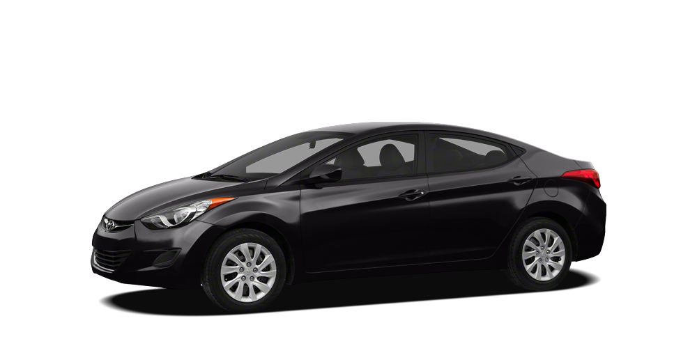 2012 Hyundai Elantra Limited Vehicle Detailed Recent Oil Change and Passed Dealer Inspection Hu