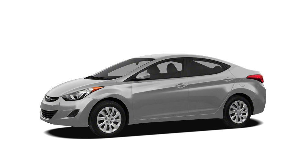 2012 Hyundai Elantra Limited Other features include Power locks Power windows Air conditioning