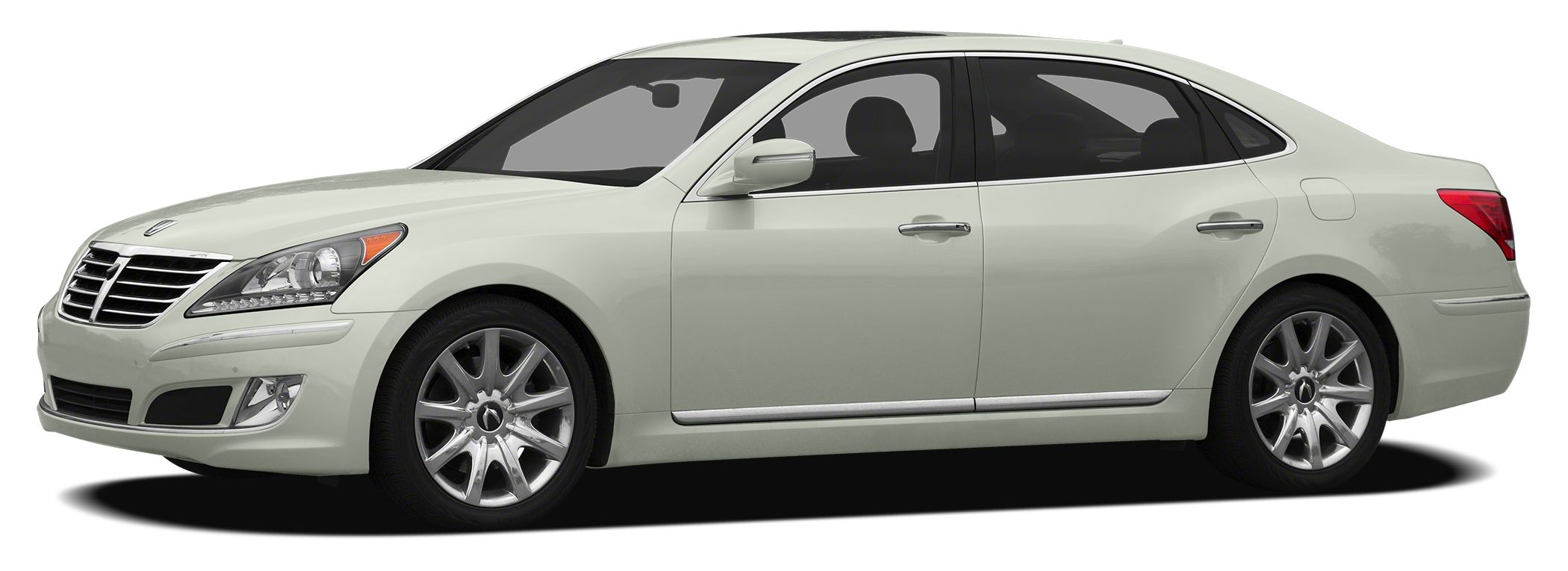 2012 Hyundai Equus Signature Prices do not include additional fees and costs of closing including