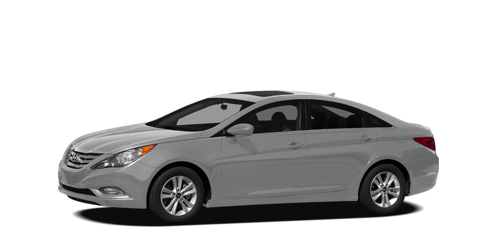 2012 Hyundai Sonata GLS GLS trim 12000 Mile Warranty FUEL EFFICIENT 35 MPG Hwy24 MPG City Onb