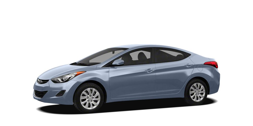2012 Hyundai Elantra Limited Clean CARFAX 1 Owner - Hyundai Certified Pre-Owned - Navigation Syste
