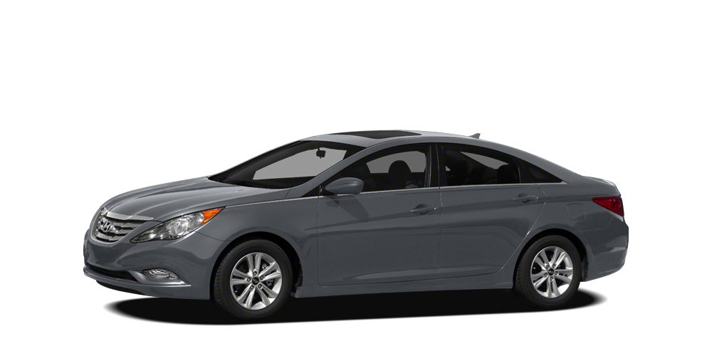 2012 Hyundai Sonata GLS Miles 109592Color Harbor Gray Metallic Stock SB17658A VIN 5NPEB4AC3C