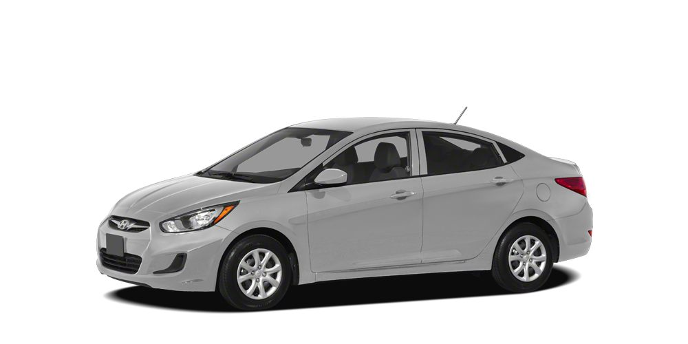 2012 Hyundai Accent GLS Miles 132456Color Ironman Silver Stock SB17995A VIN KMHCT4AEXCU13107