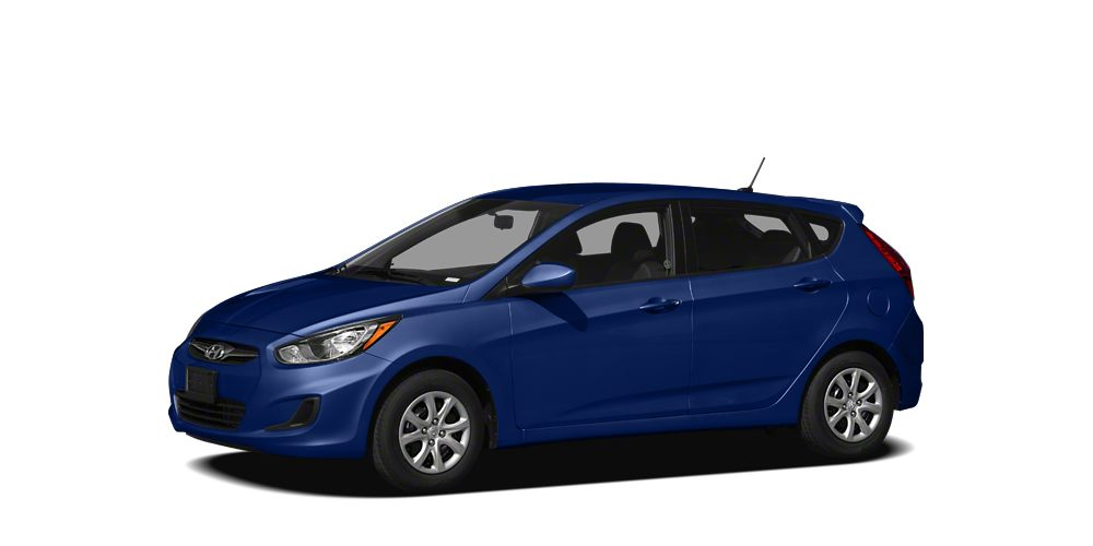 2012 Hyundai Accent GS USB Port MP3- USB  I-Pod Ready ONE OWNER and Clean Carfax Accent S