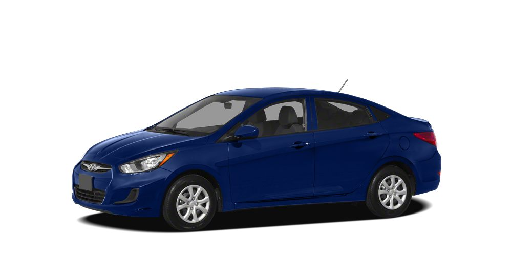 2012 Hyundai Accent GLS Hyundai Certified and a Perfect One Owner Car Fax HAS THE PREMIUM PACKAGE