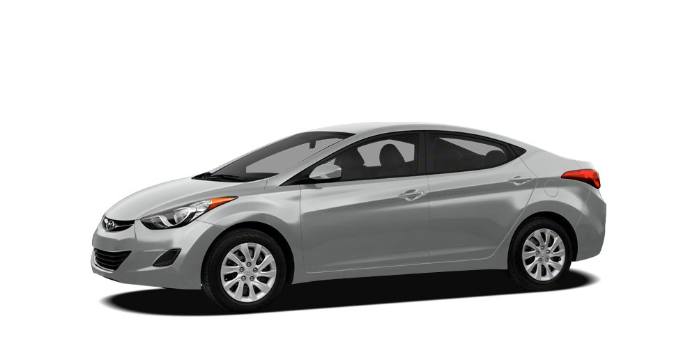 2012 Hyundai Elantra GLS Miles 53028Color Radiant Silver Stock H5787P VIN 5NPDH4AE6CH123983