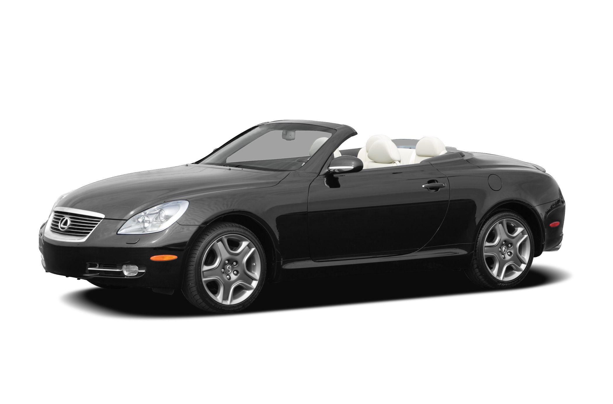 2007 Lexus SC 430 Base This Lexus is an amazing ride Sporty seats four and draws attention ever
