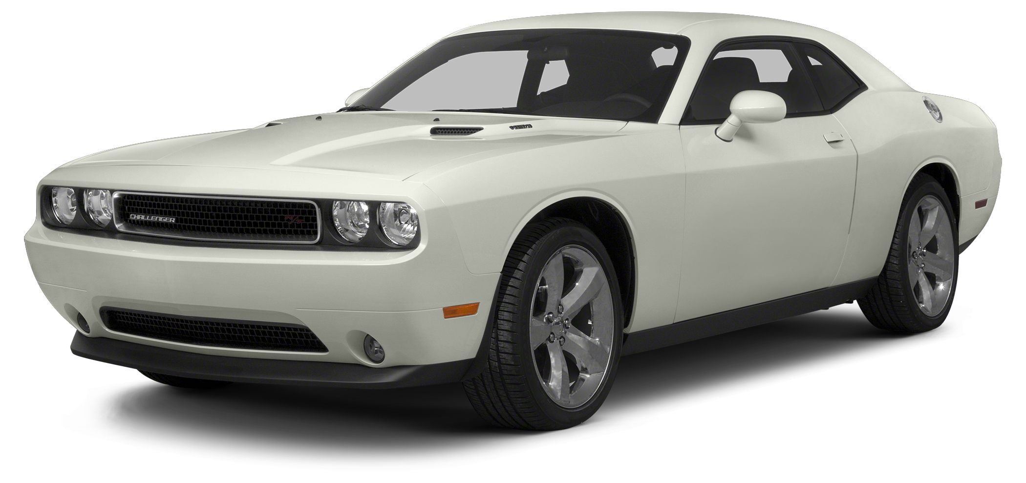 2013 Dodge Challenger RT Miles 34834Color Bright White Clearcoat Stock D15526A VIN 2C3CDYBT