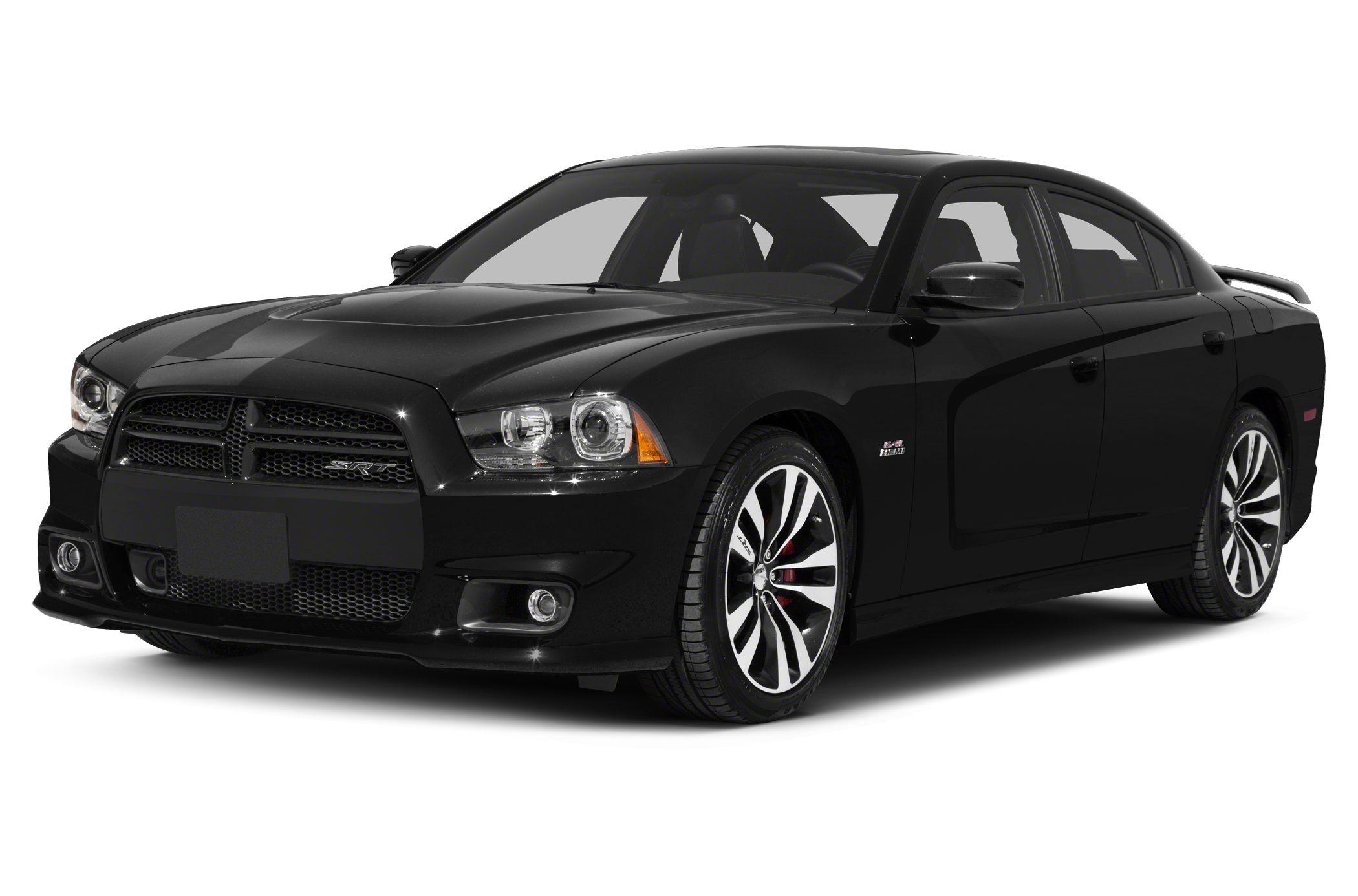 2013 Dodge Charger SRT8 Black Recent Arrival Odometer is 22509 miles below market average 2013 D