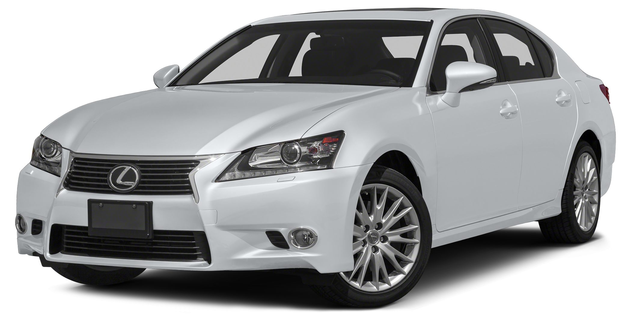 2014 Lexus GS 350 Base Miles 22199Color Ultra White Stock 029097 VIN JTHBE1BL8E5029097