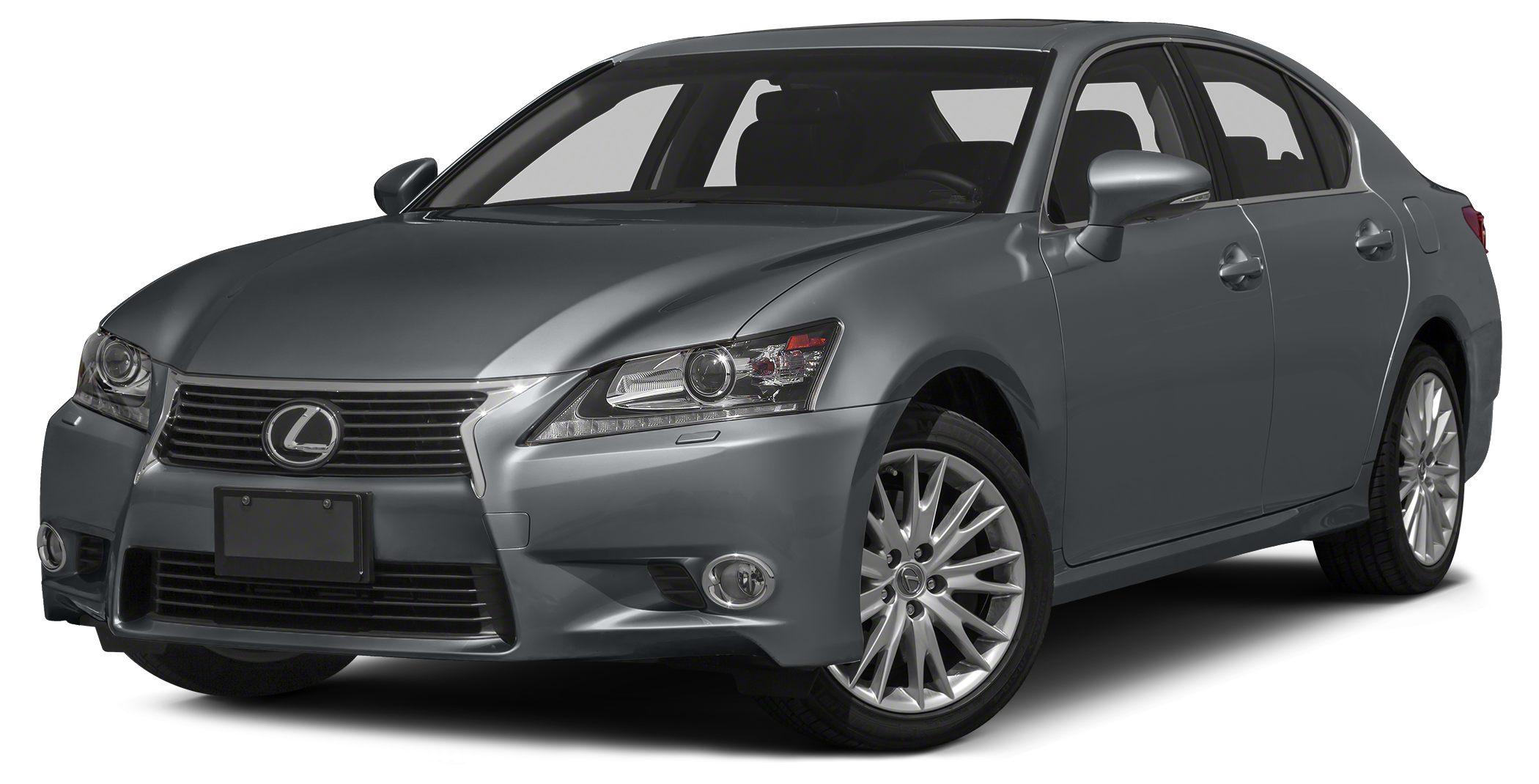 2015 Lexus GS 350 Base This 2015 Lexus GS 350 4dr 4dr Sedan RWD features a 35L V6 CYLINDER 6cyl G