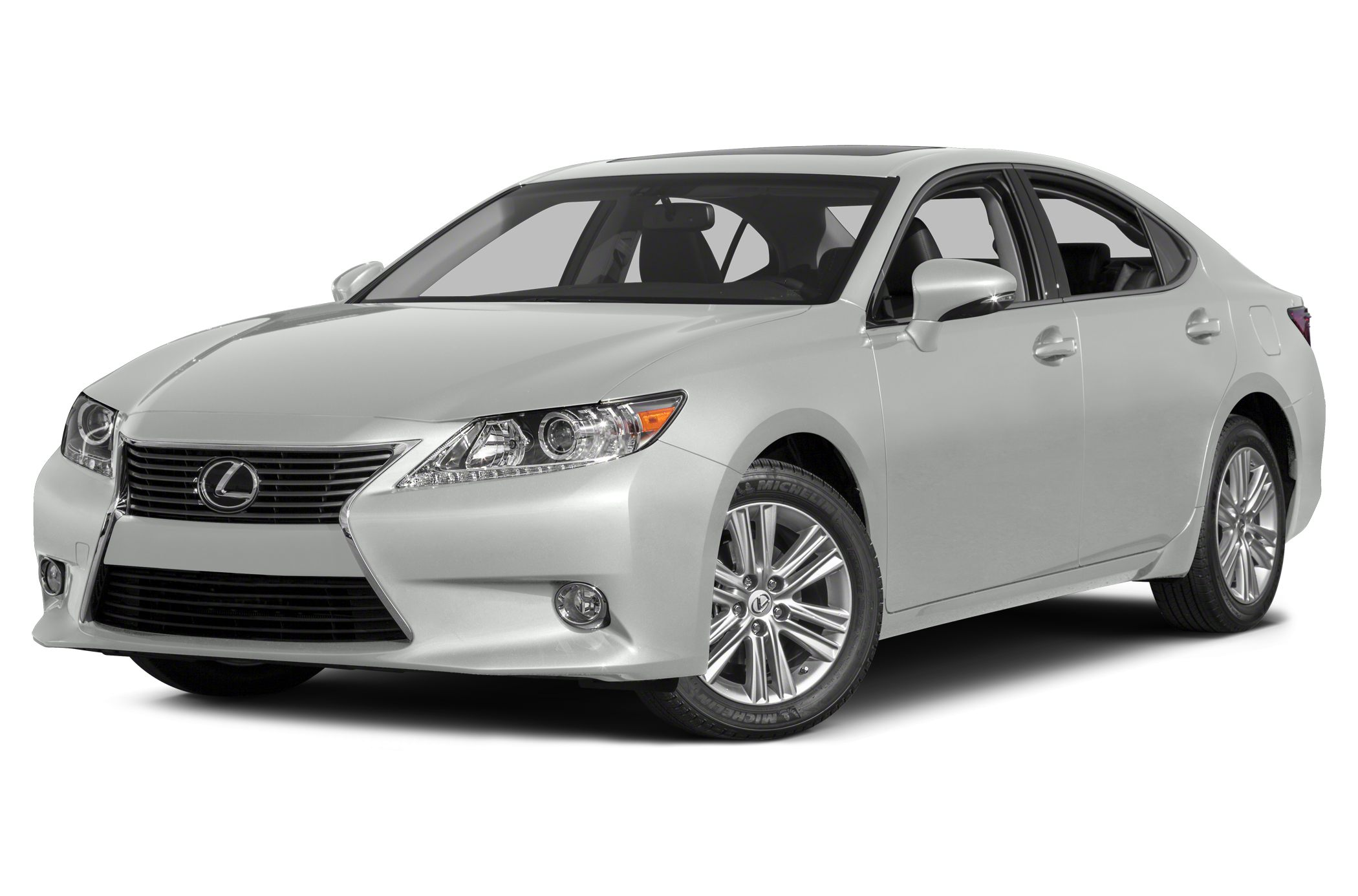 2014 Lexus ES 350 Base BALANCE OF FACTORY WARRANTY Miles 3981Color Gold Stock H399A VIN JTH
