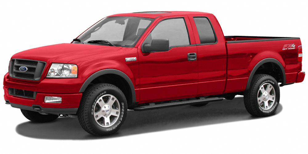 2007 Ford F-150  Check out this 2007 Ford F-150  It has a Automatic transmission and a GasEthano