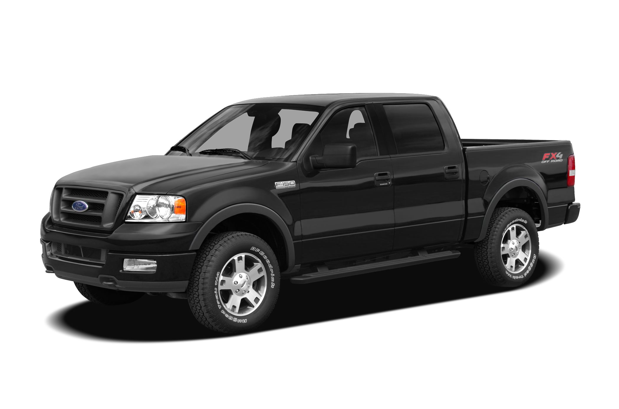 2007 Ford F-150  Miles 106833Color Green Stock 16387 VIN 1FTPW14517FA41821