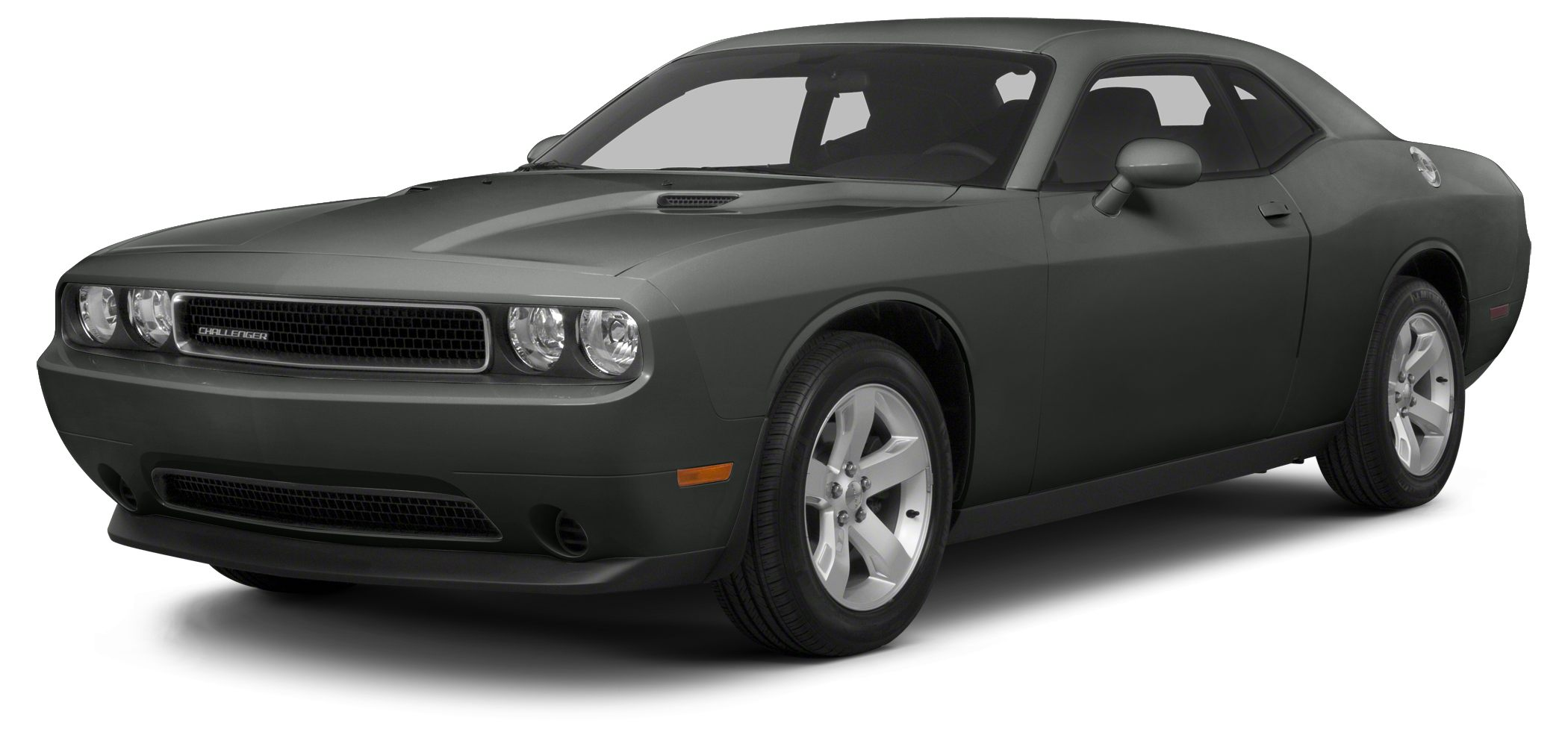 2012 Dodge Challenger SXT Miles 80450Color Tungsten Clearcoat Metallic Stock M5537A VIN 2C3C
