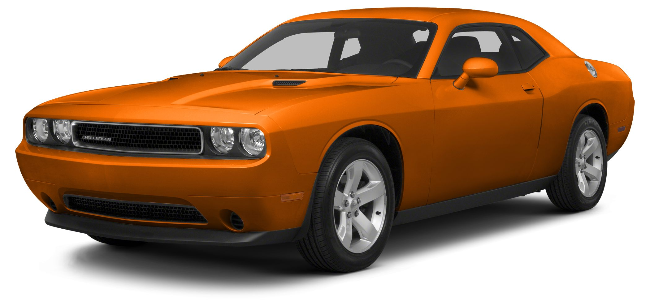 2012 Dodge Challenger SXT This Orange 2012 Dodge Challenger has a Clean CarFax and is ready to get