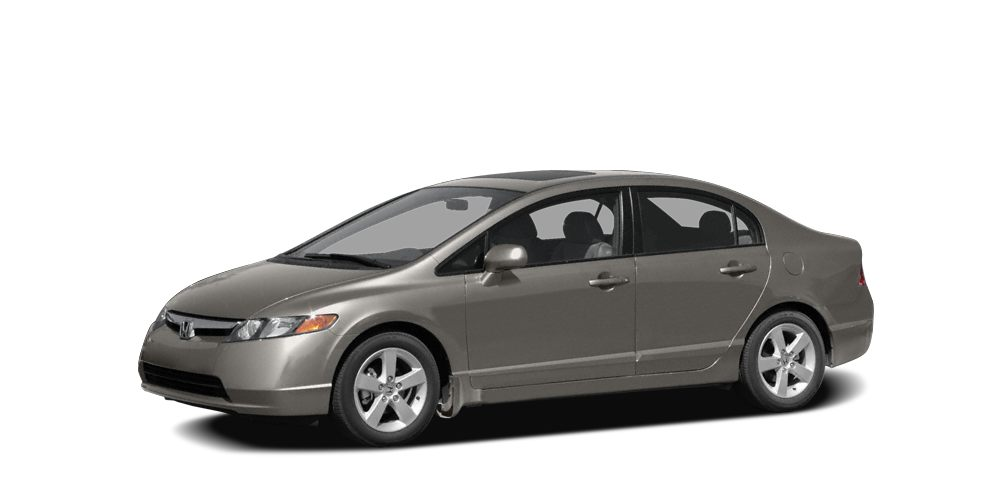 2008 Honda Civic LX Power Windows and Locks Cruise Control CD CD with MP3 Keyless Entry ABS w