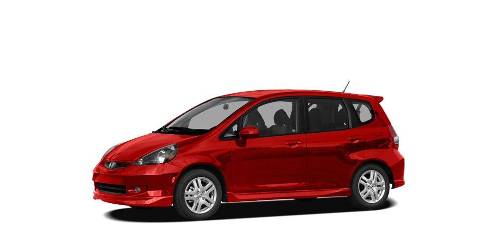 2008 Honda Fit Sport The 2008 Honda Fit is a triumph of creativity and proof that desirable cars