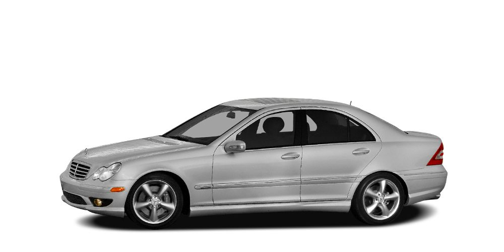 2007 MERCEDES C-Class C230 Sport C-230 SPORT ONLY 78K MILES FLORIDA VEHICLE FRESH TRADE IN PLE