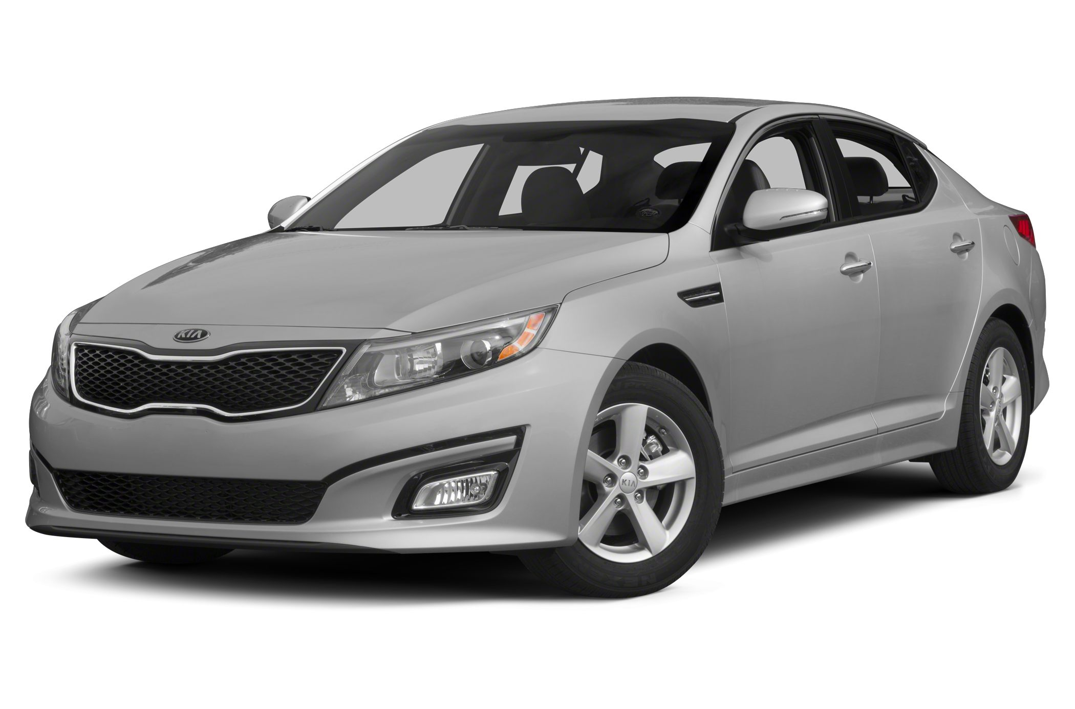 2015 Kia Optima LX Miles 89402Color Silver Stock K16240A VIN KNAGM4A76F5529144
