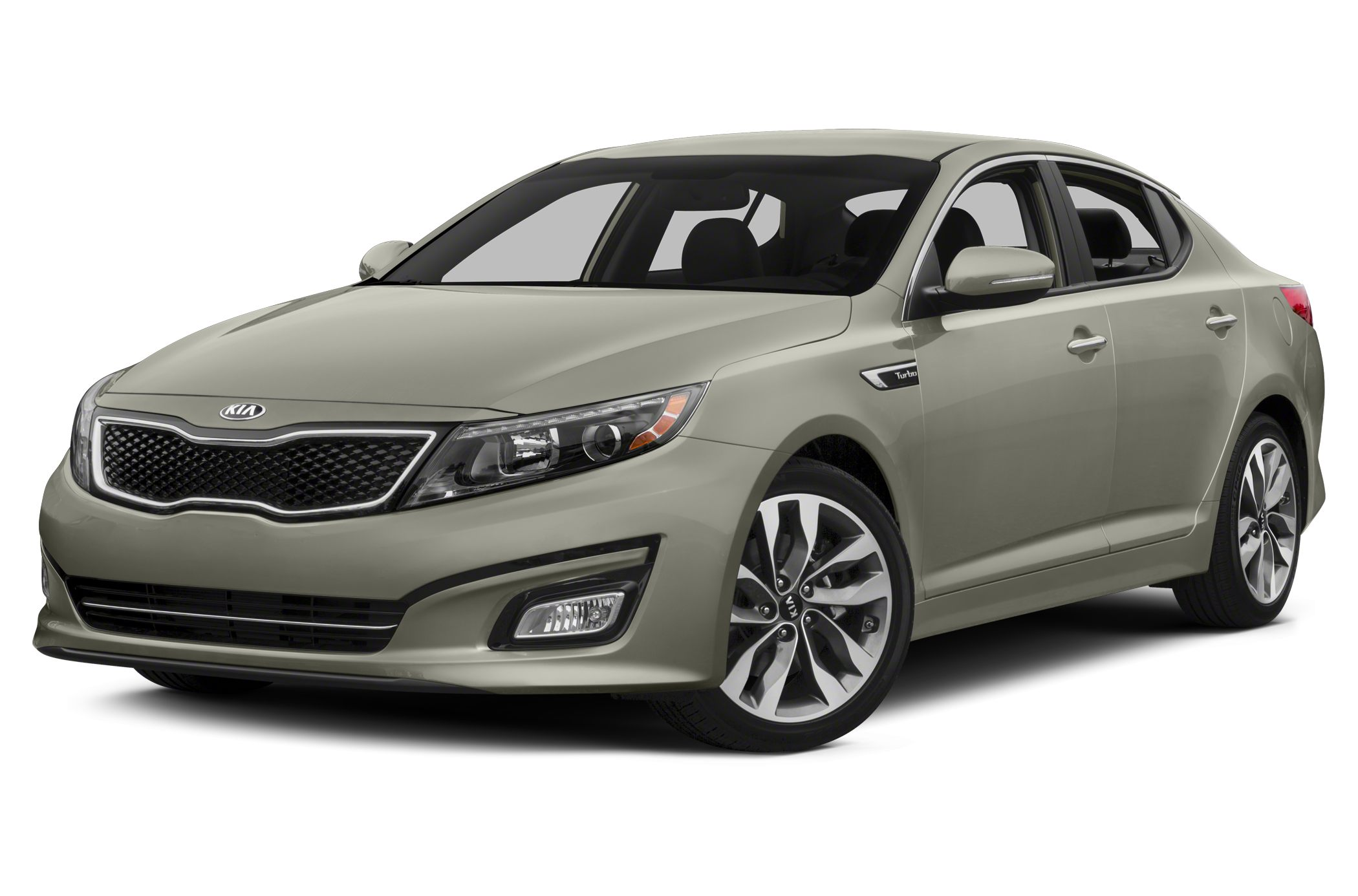 2014 Kia Optima  Miles 3428Color Satin Metal Stock UC2071 VIN 5XXGR4A69EG262412