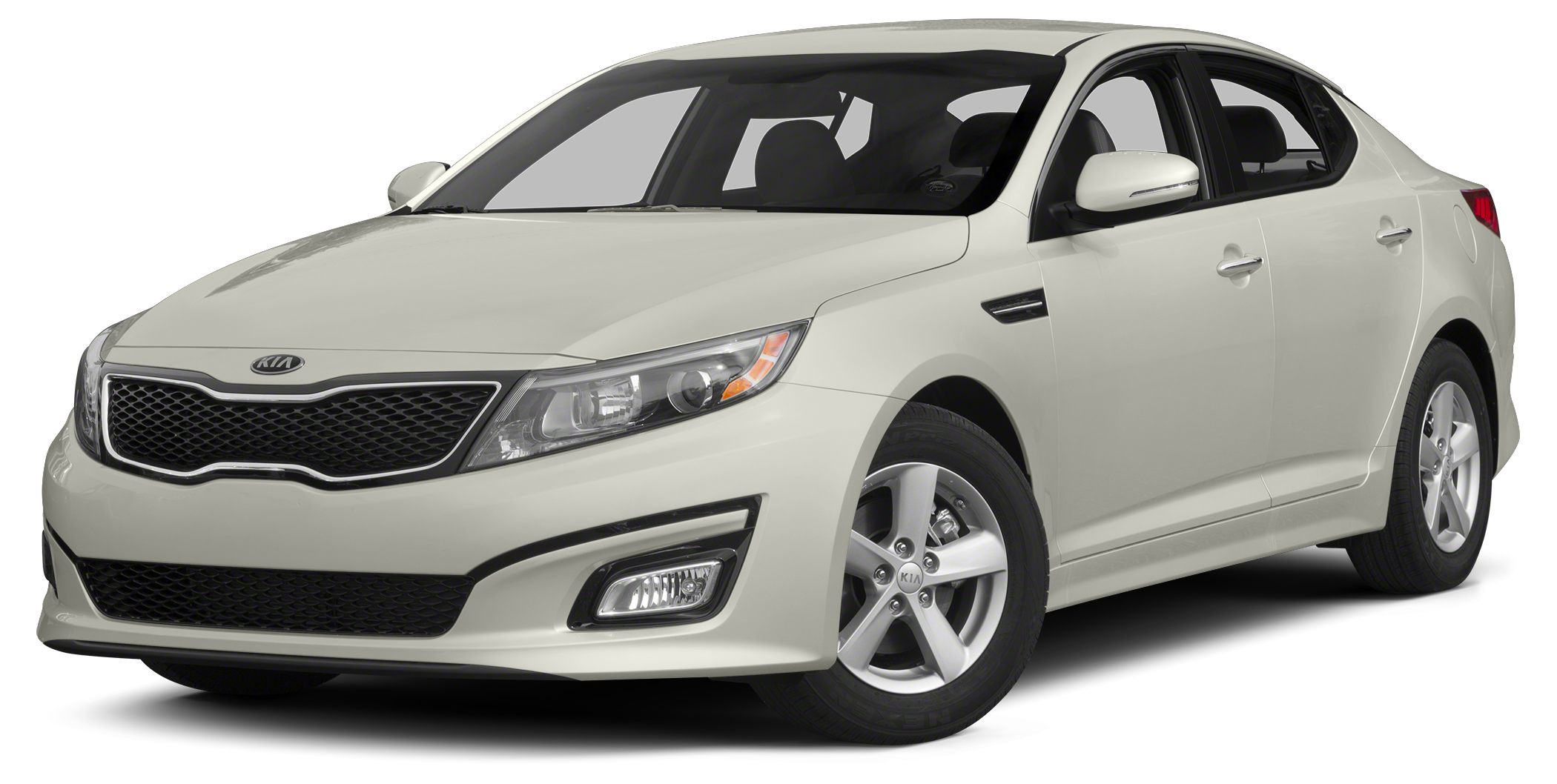 2015 Kia Optima LX Miles 22674Color Snow White Pearl Stock UC2106 VIN 5XXGM4A73FG500201