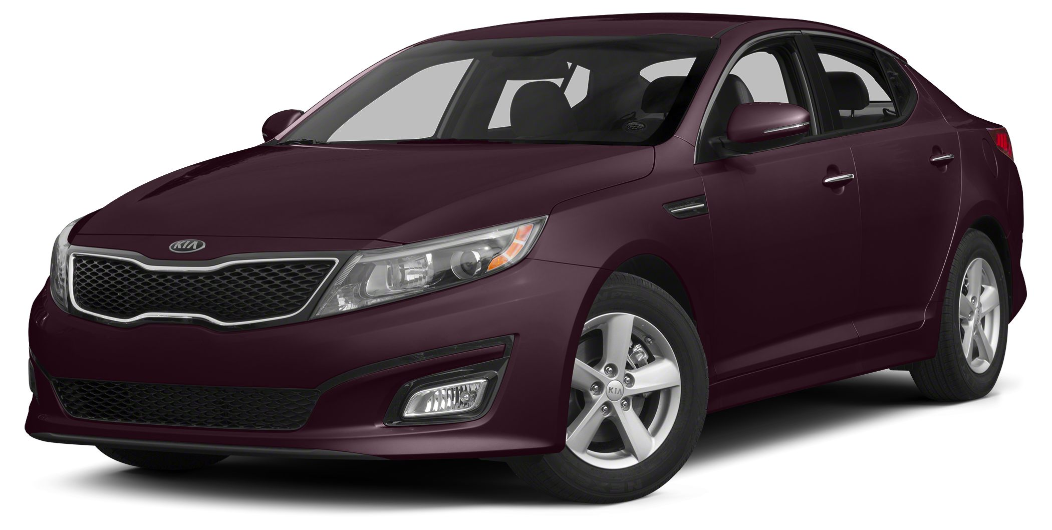 2015 Kia Optima LX Miles 43727Color Dark Cherry Stock SB16231A VIN 5XXGM4A70FG352525