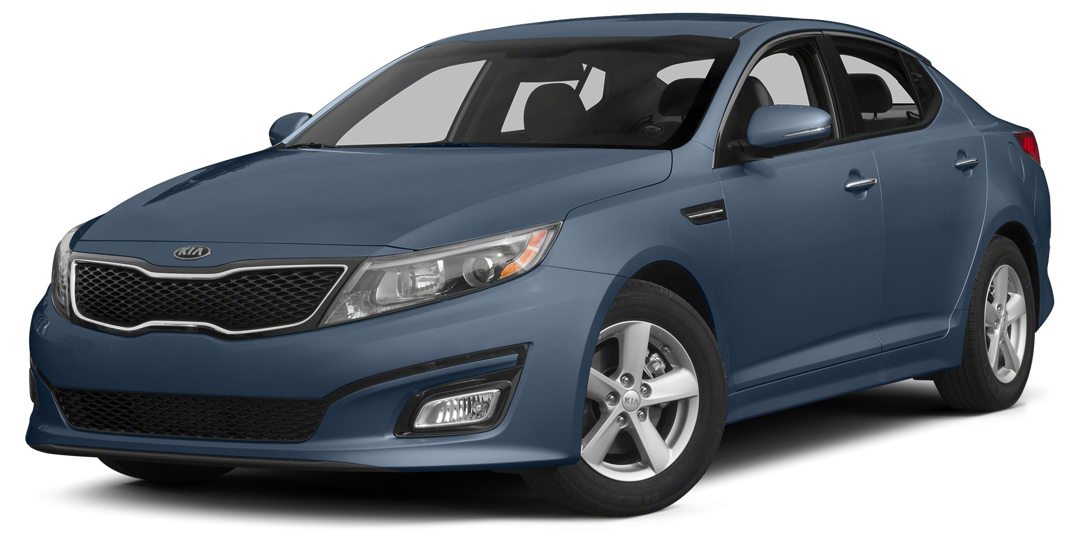 2015 Kia Optima LX Miles 42714Color Smokey Blue Stock K16165A VIN KNAGM4A75F5587231