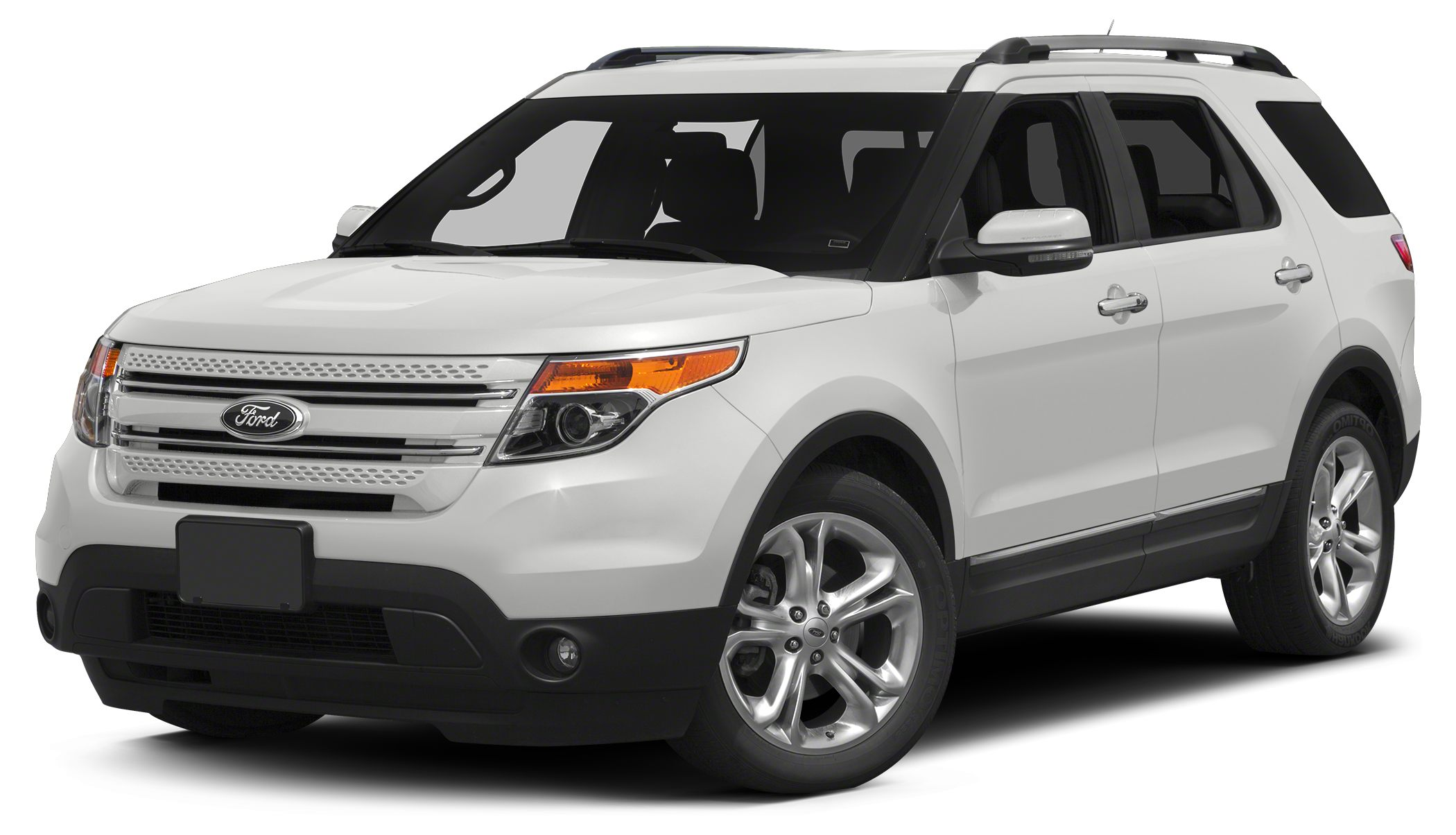 2014 Ford Explorer Limited 1200 below Kelley Blue Book CARFAX 1-Owner Heated Leather Seats Nav