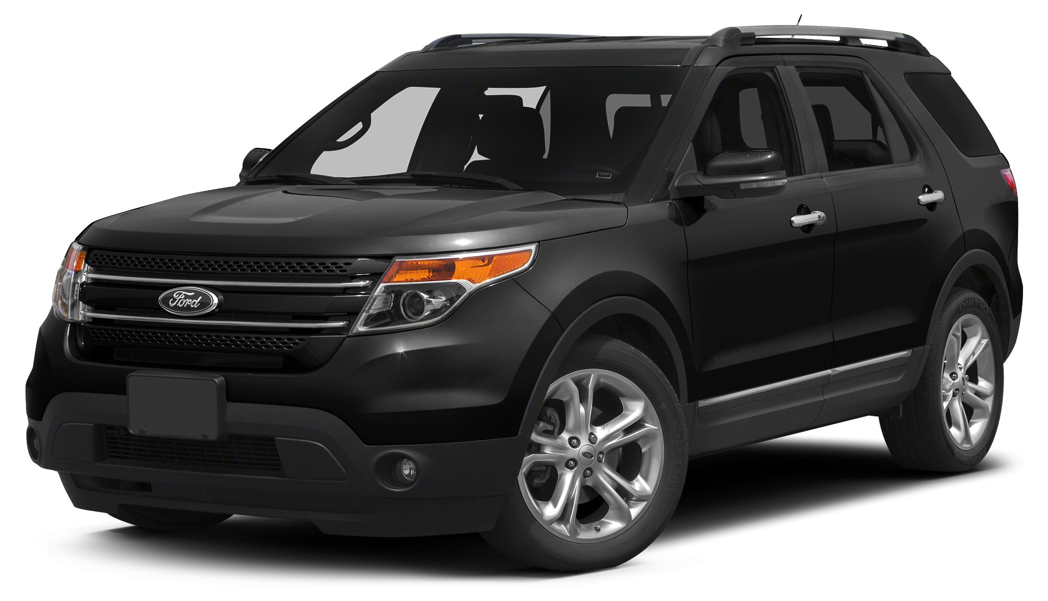 2014 Ford Explorer Limited WE OFFER FREE LIFETIME INSPECTION Miles 77979Color Black Stock P15