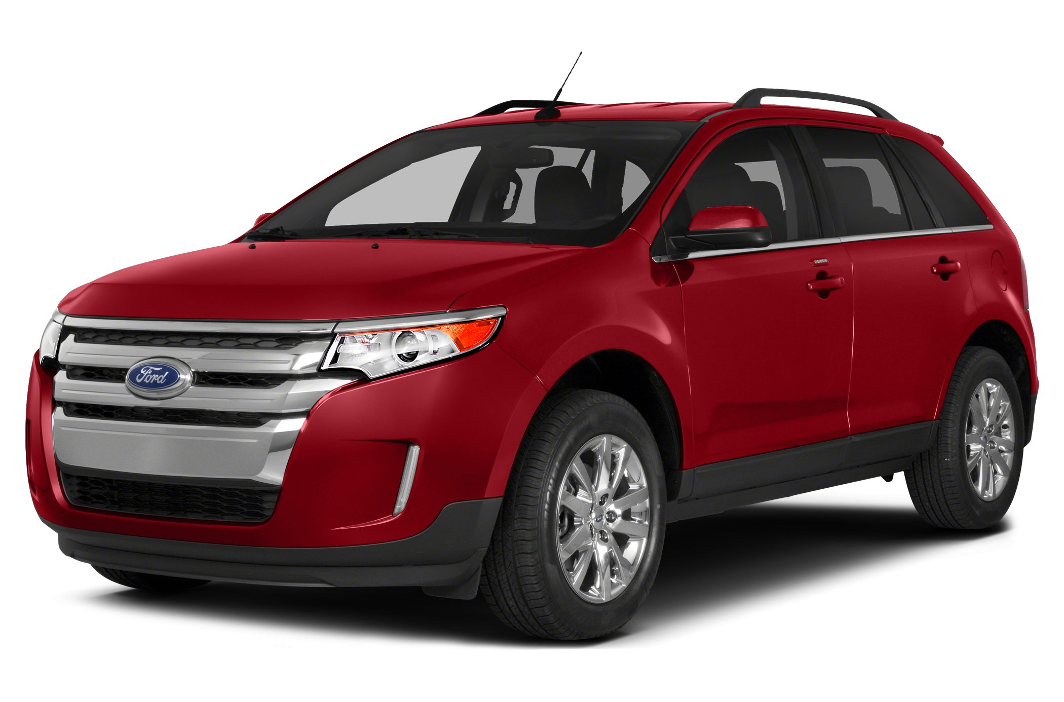 2014 Ford Edge SEL CARFAX 1-Owner SEL trim EPA 25 MPG Hwy18 MPG City PRICED TO MOVE 900 belo