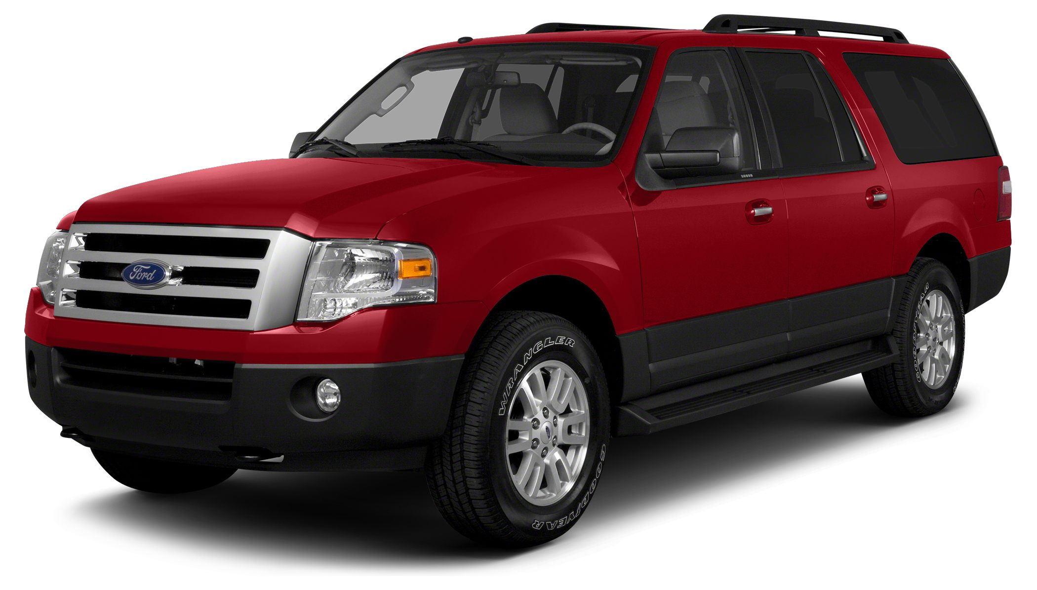 2014 Ford Expedition EL Limited Miles 54029Color Ruby Red Metallic Tinted Clearcoat Stock FH07