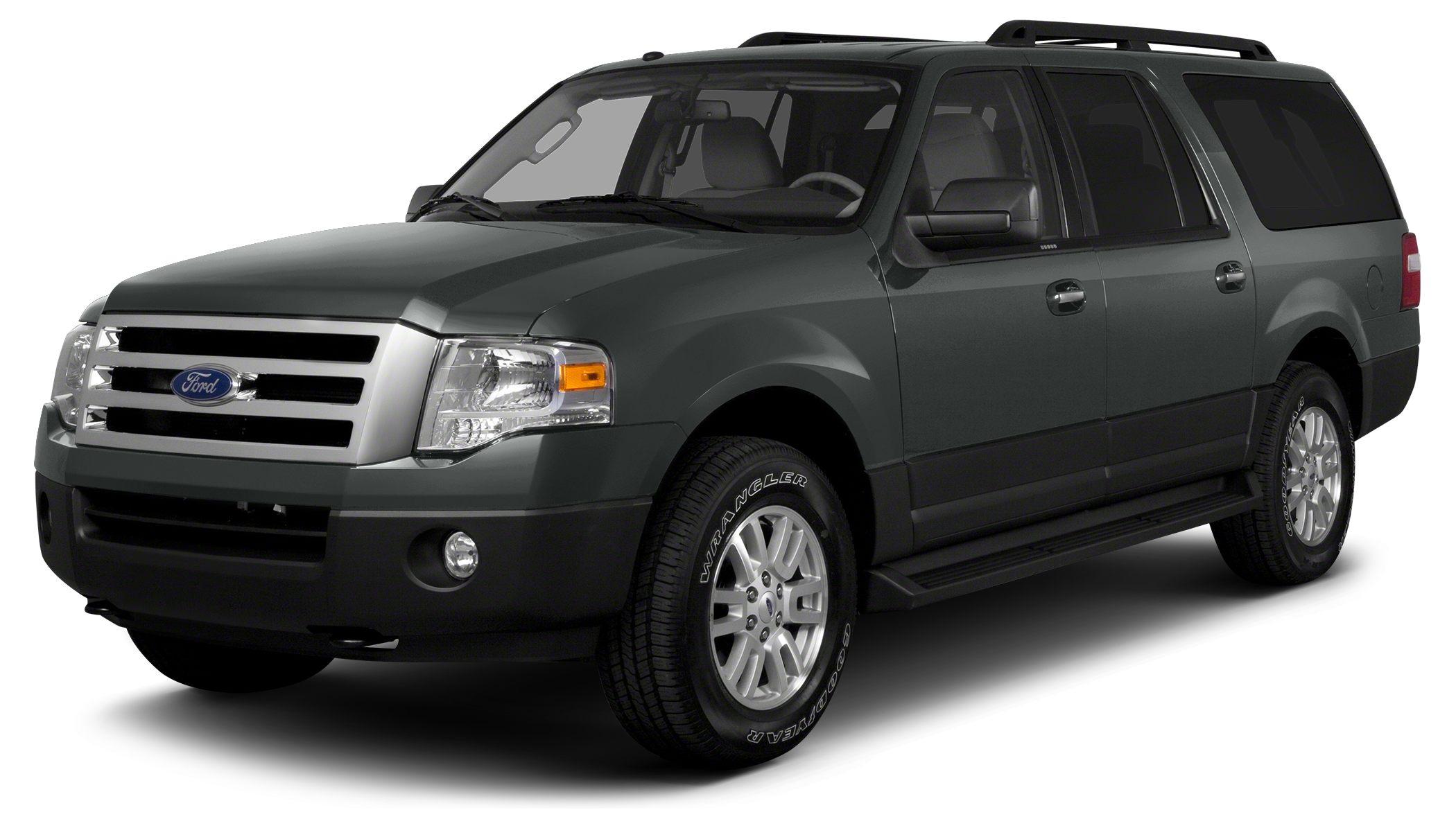 2014 Ford Expedition EL Limited Miles 34876Color Sterling Gray Stock FG2895A VIN 1FMJK1K58EE