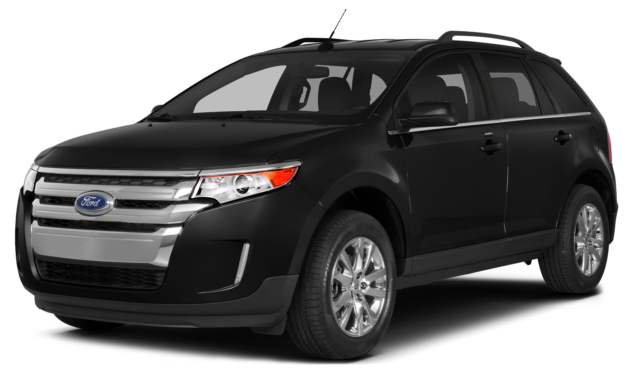 2014 Ford Edge Limited Miles 5Color Tuxedo Black Metallic Stock F306922 VIN 2FMDK3KC6EBB8665