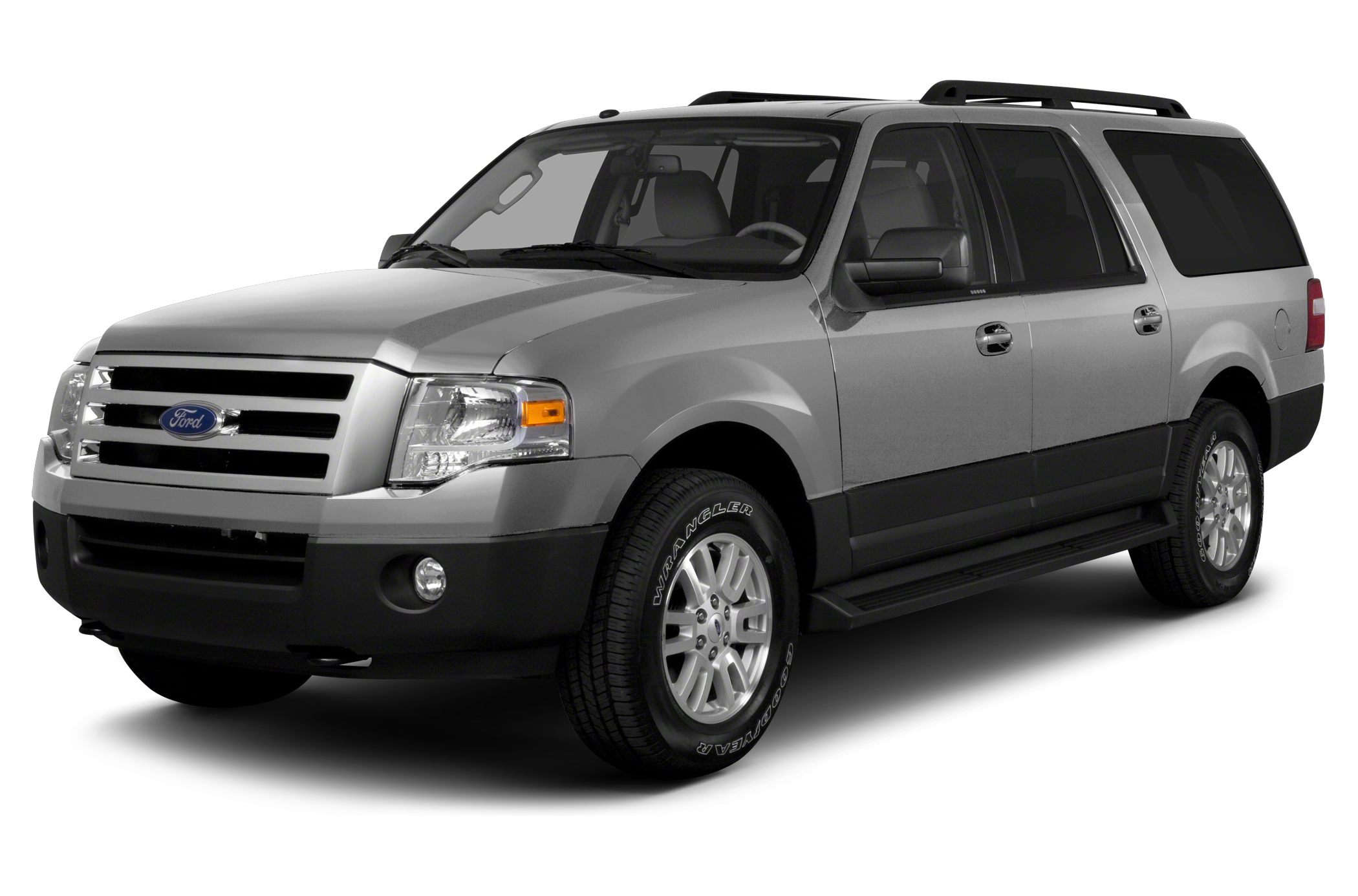 2014 Ford Expedition EL Limited Limited trim Third Row Seat HeatedCooled Leather Seats Rear Ai