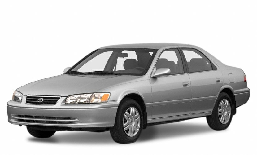 2001 Toyota Camry LE Snag a bargain on this 2001 Toyota Camry before its too late Spacious but a