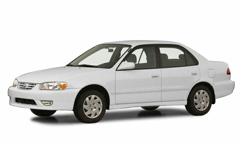 2001 Toyota Corolla CE  ONE PRICE STOP NO HASSLE NO HAGGLE CAR BUYING EXPERIENCE  Mile